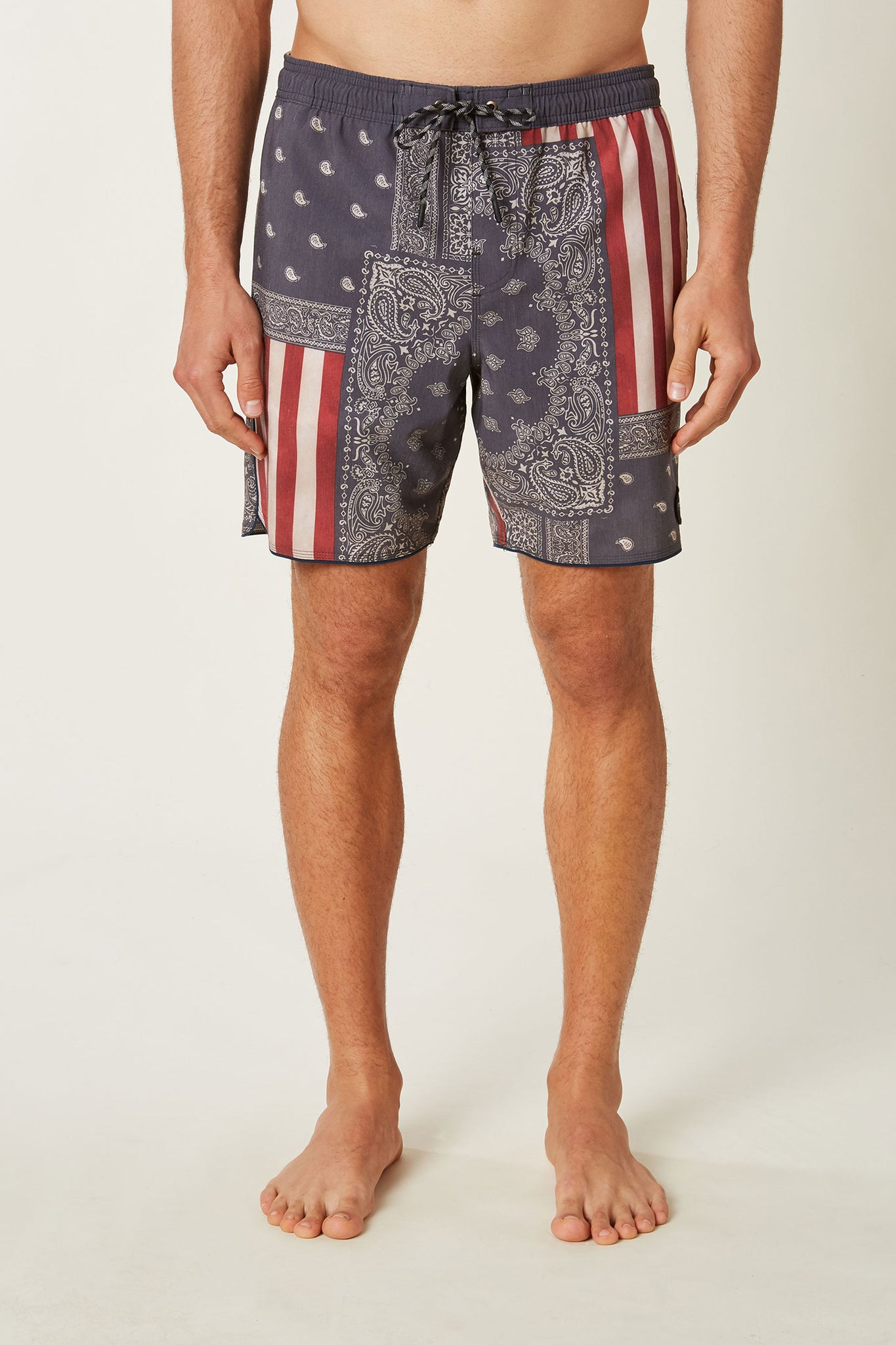 Patches Volley Cruzer Boardshorts | O'Neill