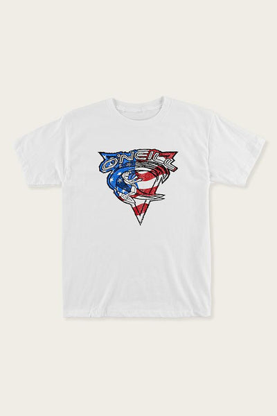 BOYS PATRIOT TEE