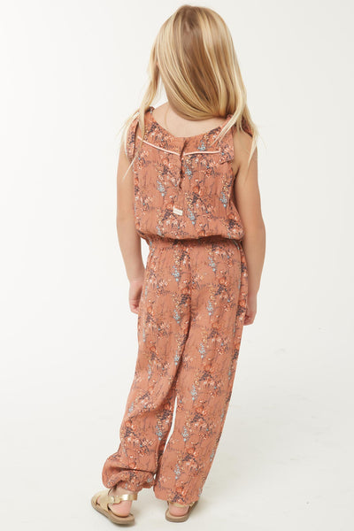 LITTLE GIRLS PEYTON JUMPSUIT