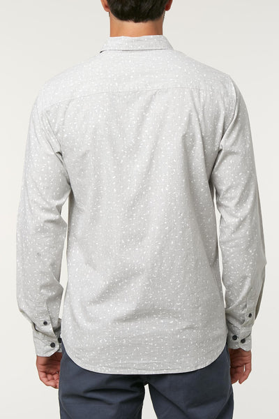 PHASES LONG SLEEVE SHIRT
