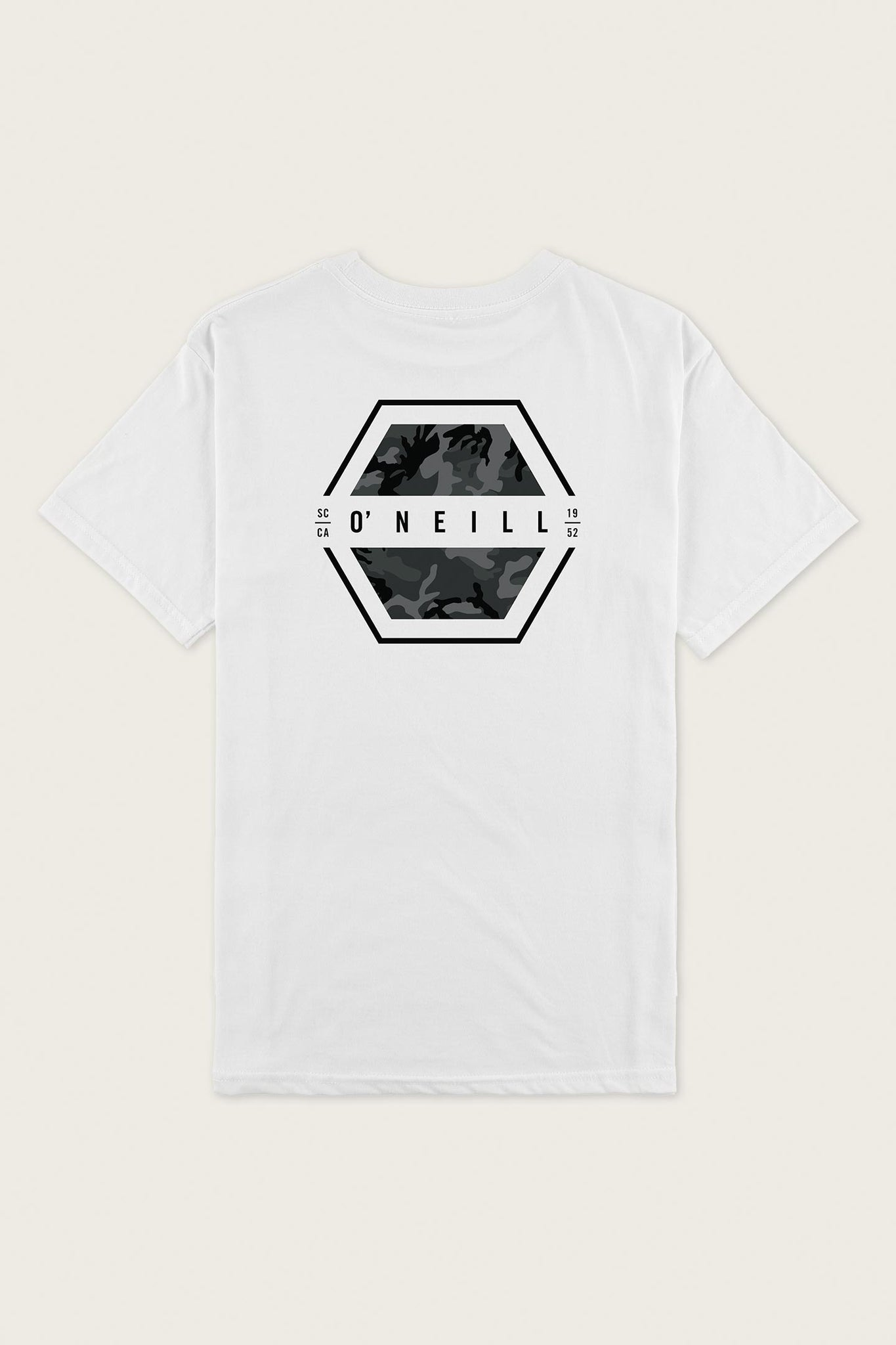 Boys Phil Tee - White | O'Neill