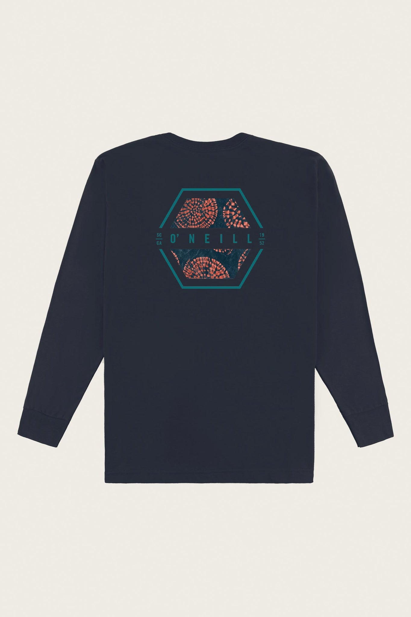 Phil Long Sleeve Tee - New Navy | O'Neill
