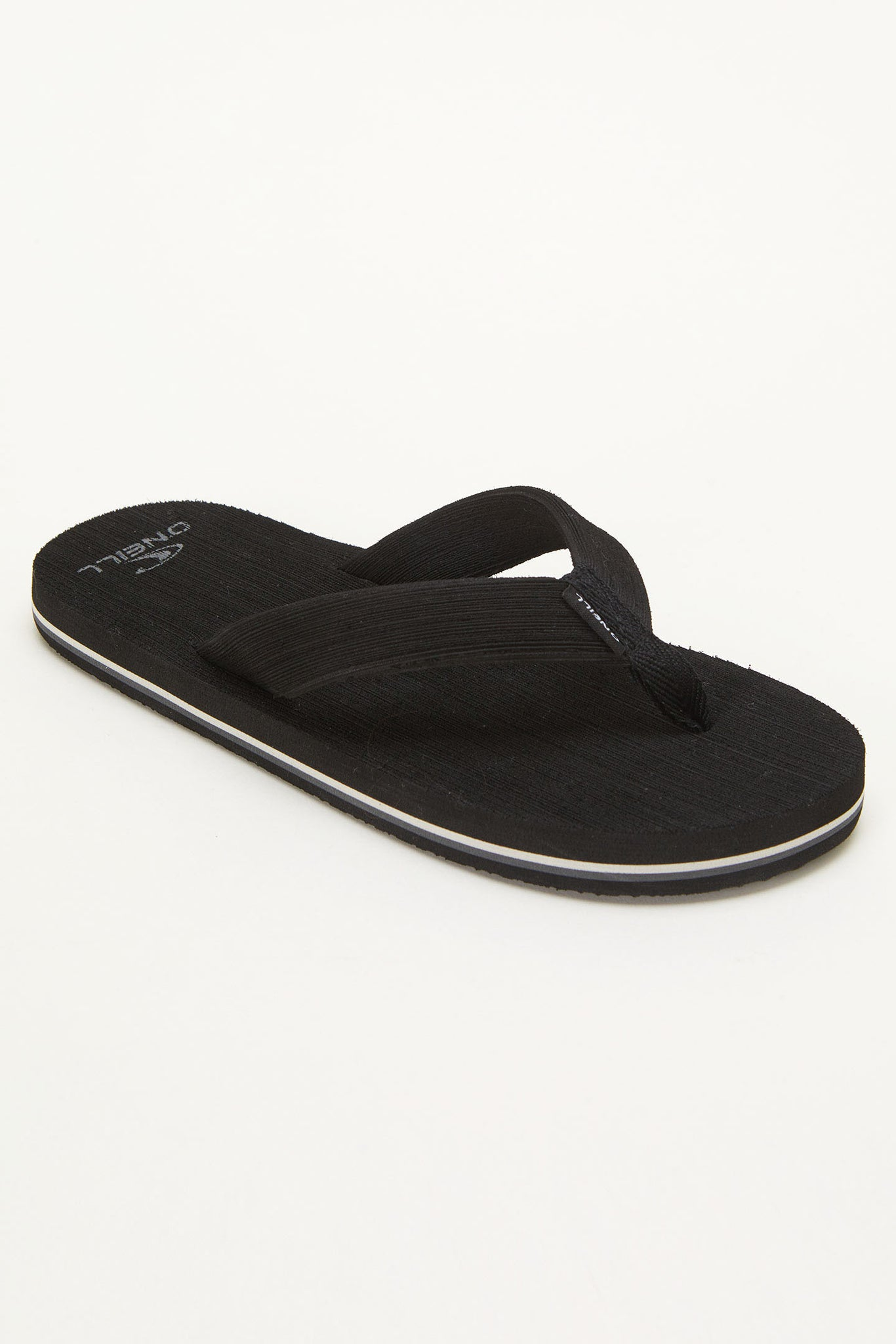 Boys Phluff Daddy Sandals - Black | O'Neill