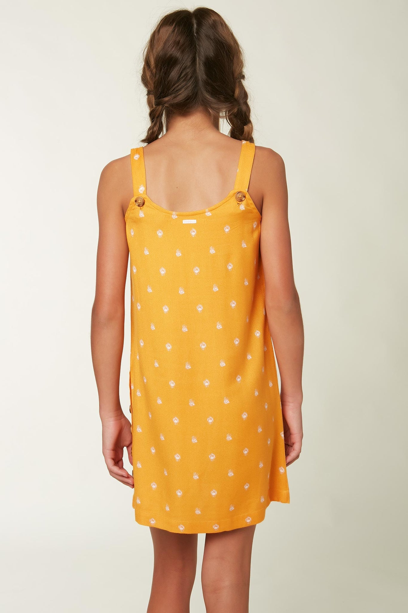 Girls Phoebs Dress - Dusty Marmalade | O'Neill