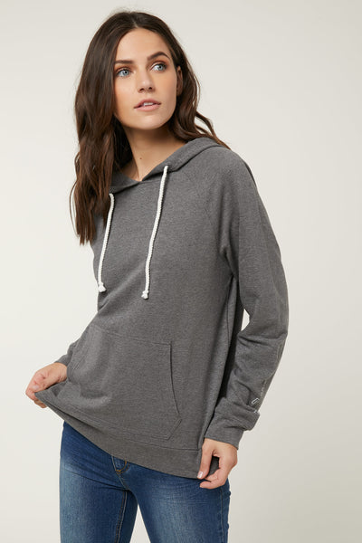PINE CLUB HOODED PULLOVER