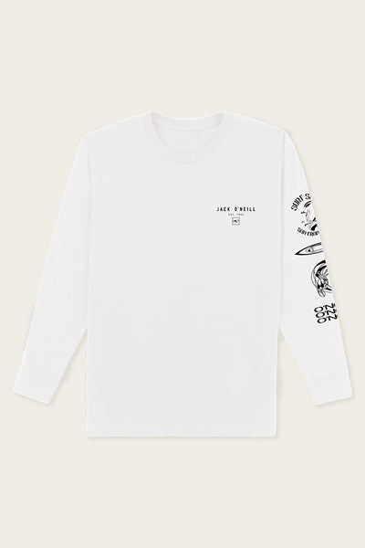 JACK O'NEILL PROGRESSION LONG SLEEVE TEE