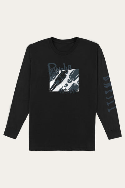 PSYCHO LONG SLEEVE TEE