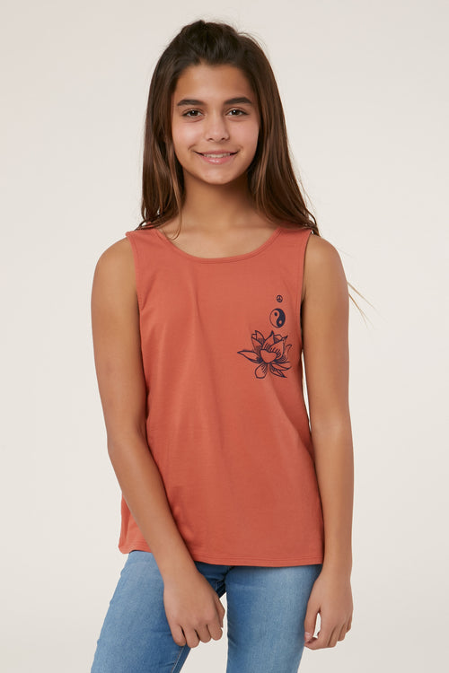 Girls Radiance Tank Top O Neill