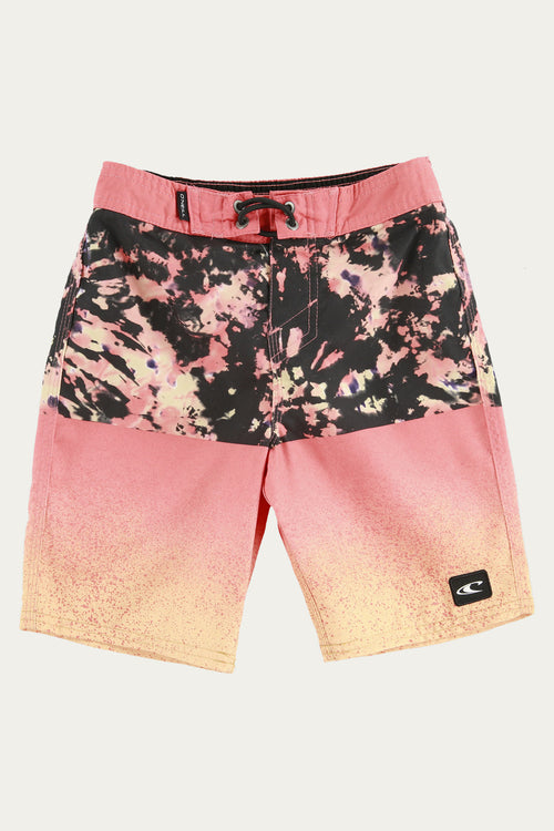 LITTLE BOYS RADICOOL BOARDSHORTS