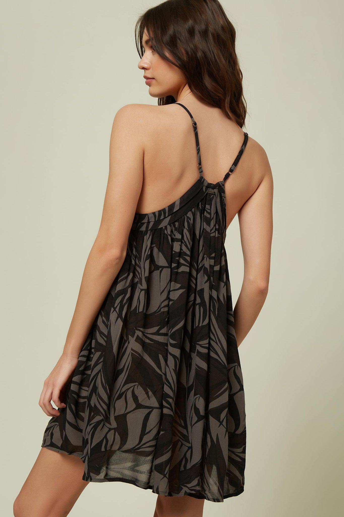Rania Tank Dress - Black | O'Neill