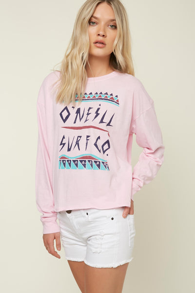REBEL PASTEL LONG SLEEVE TEE