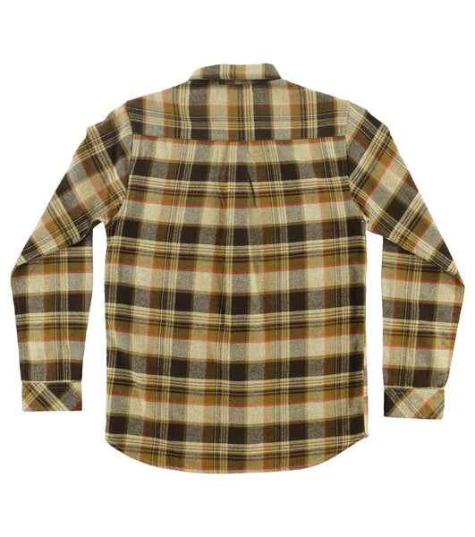 BOYS REDMOND FLANNEL SHIRT