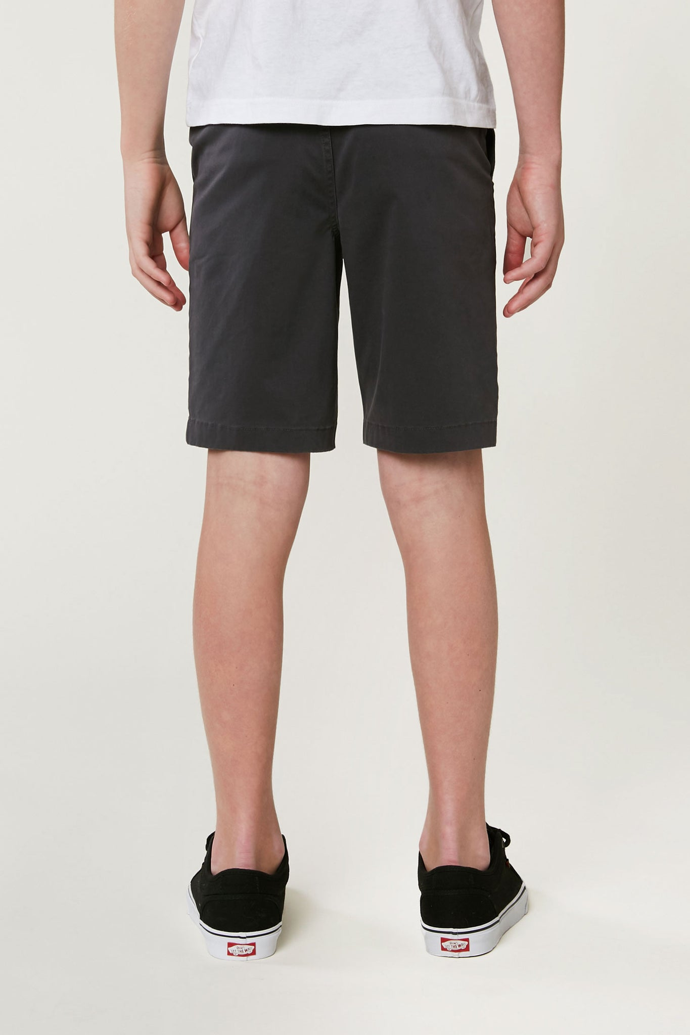 Boys Redwood Stretch Shorts - Black | O'Neill