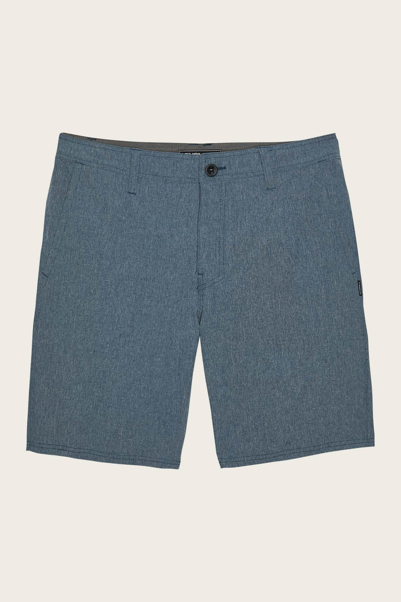 "Reserve Heather 19"" Hybrid Shorts - Navy 