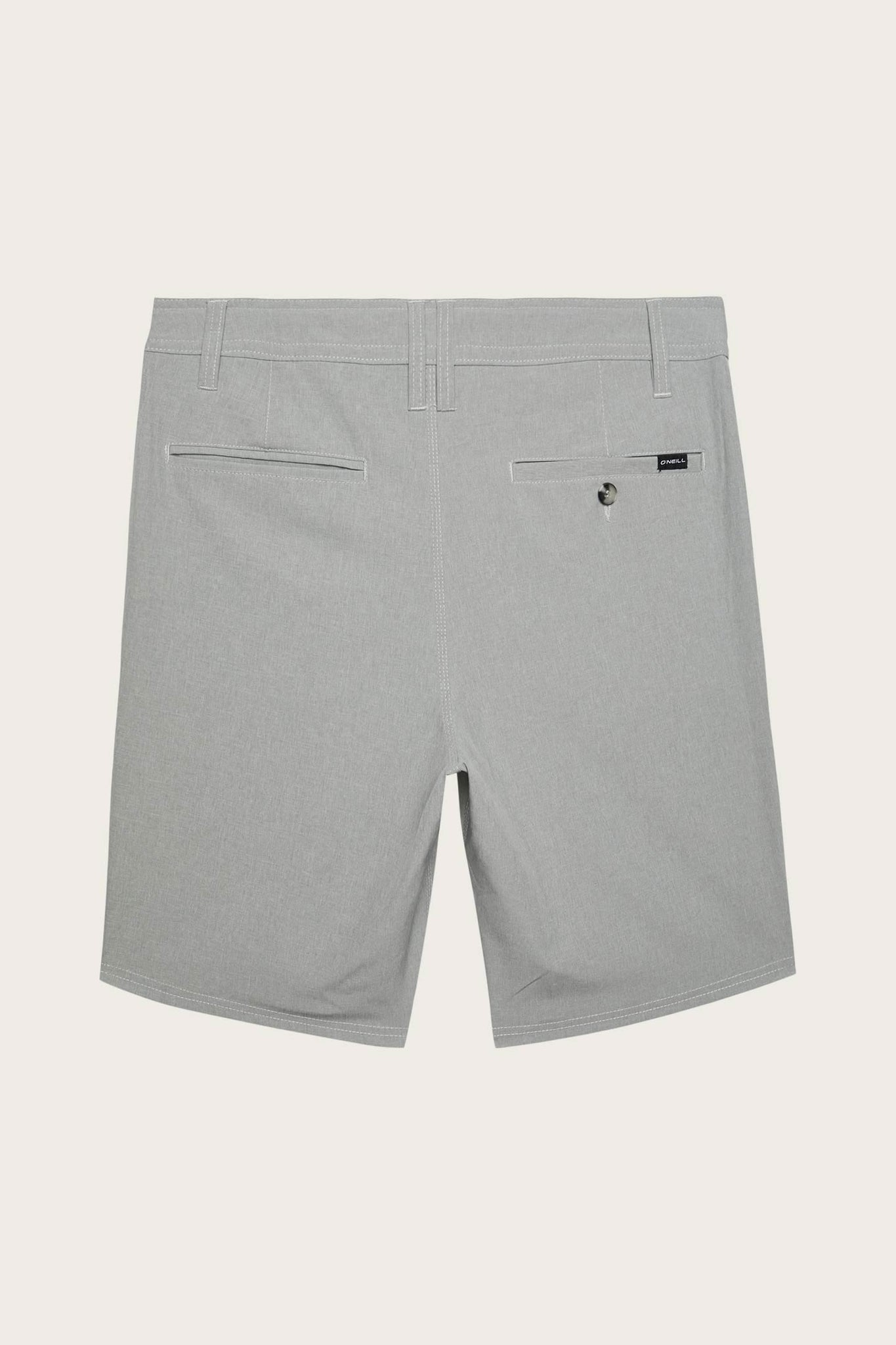 Boys Reserve Heather Hybrid Shorts - Light Grey | O'Neill
