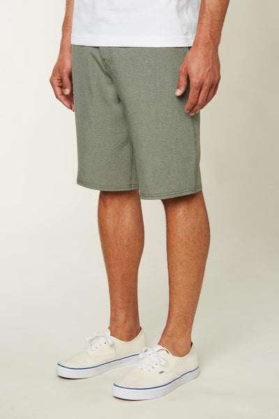 Reserve Heather Hybrid Shorts | O'Neill Clothing USA