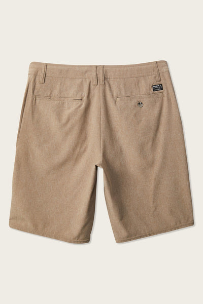 BOYS RESERVE HEATHER HYBRID SHORTS