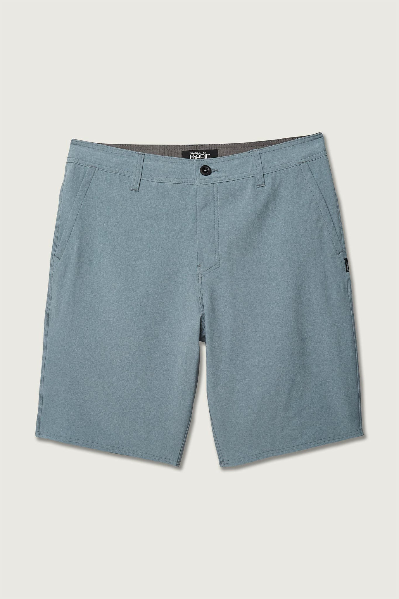 Little Boys Reserve Heather Hybrid Shorts - Smoke Blue | O'Neill