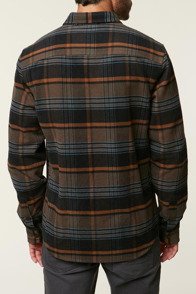 RIDGEMONT FLANNEL SHIRT