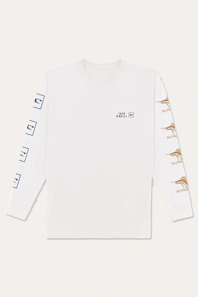 JACK O'NEILL RING RING LONG SLEEVE TEE