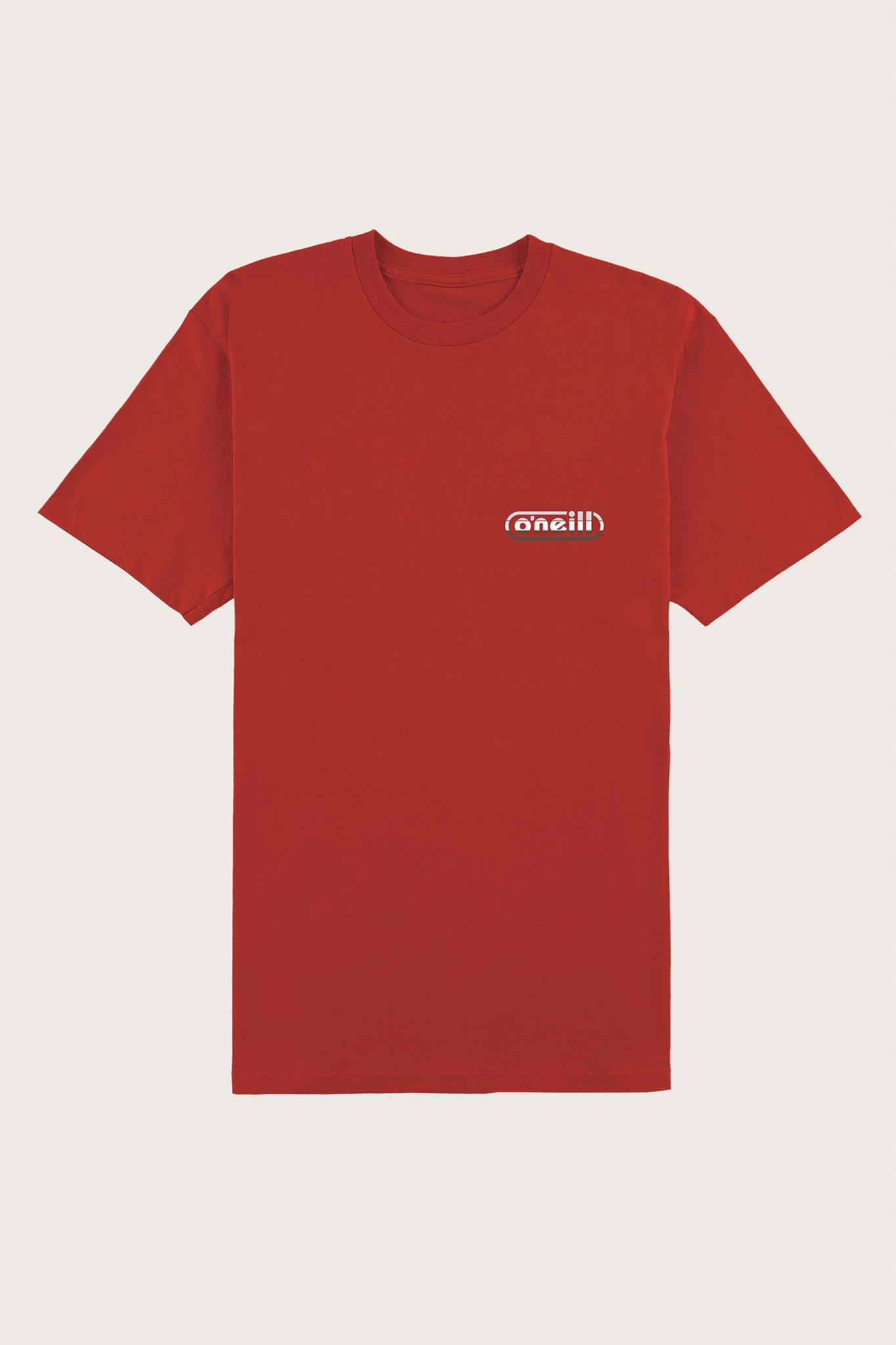 Rock On Tee - Hot Red | O'Neill