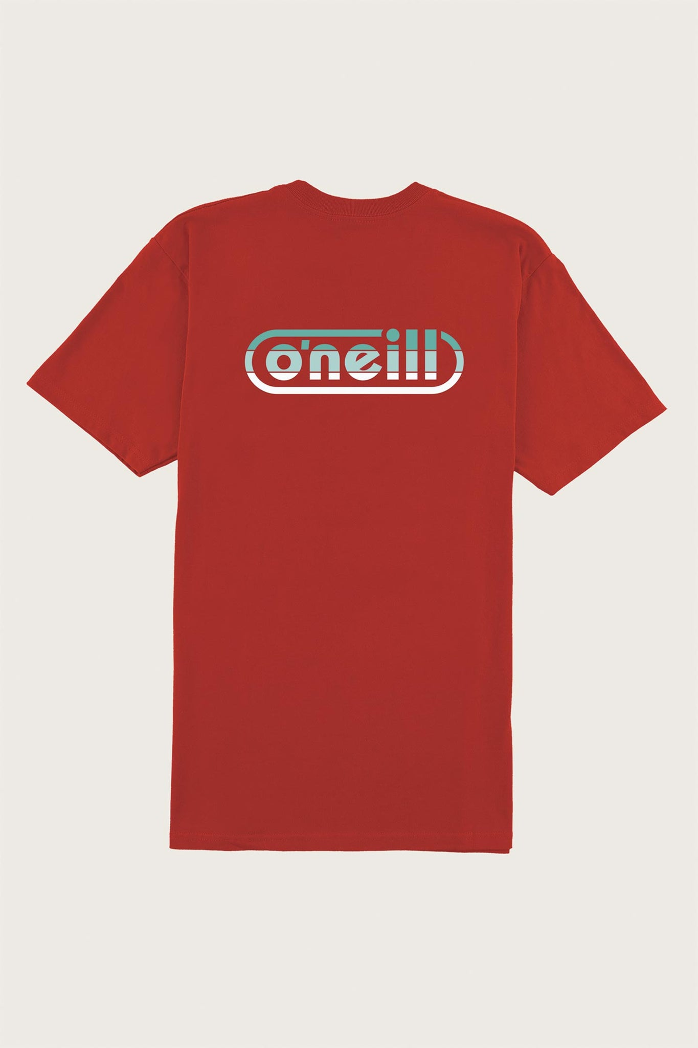 Boys Rock On Tee - Hot Red | O'Neill