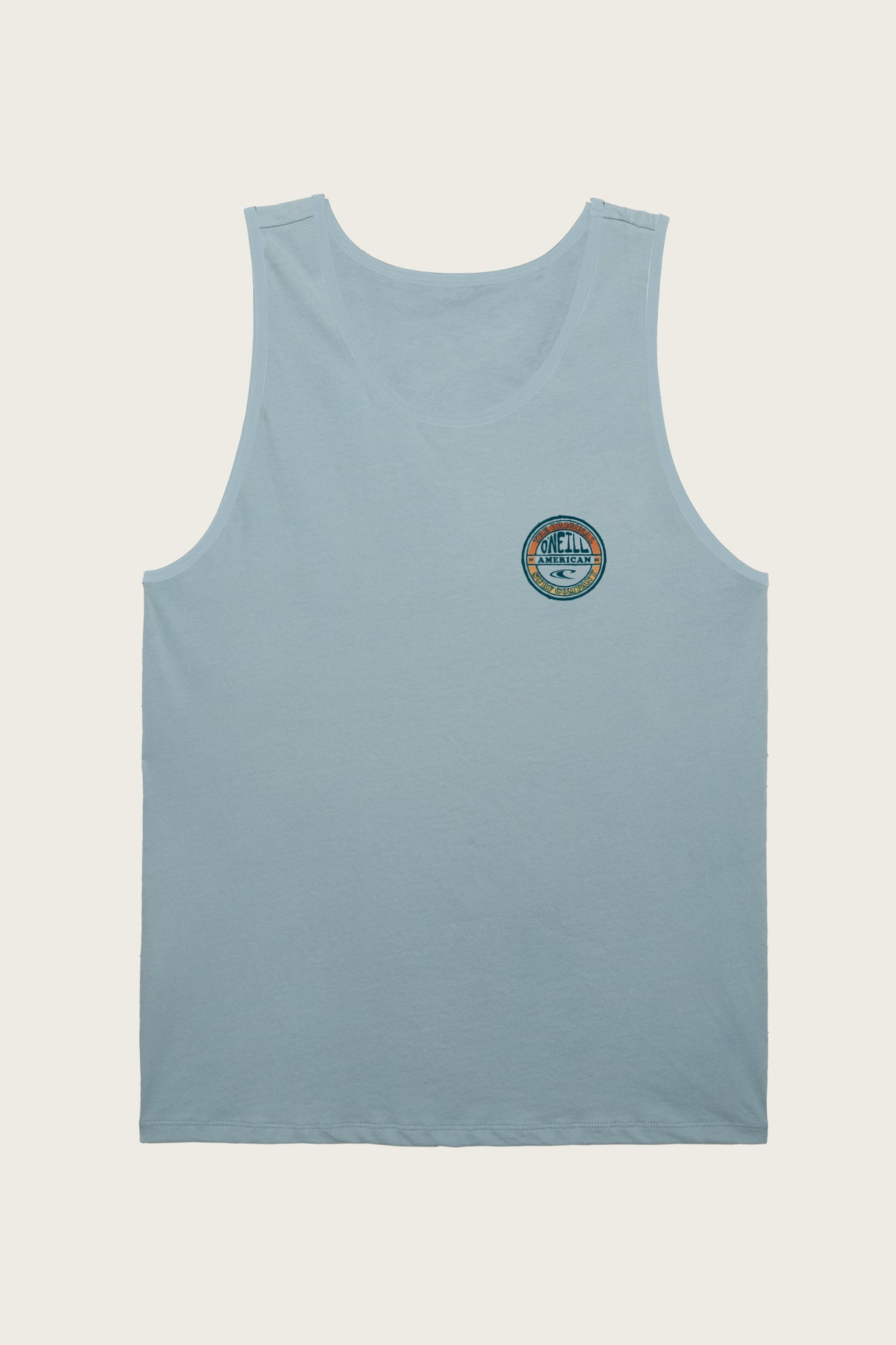 Roundstuff Tank - Light Blue | O'Neill