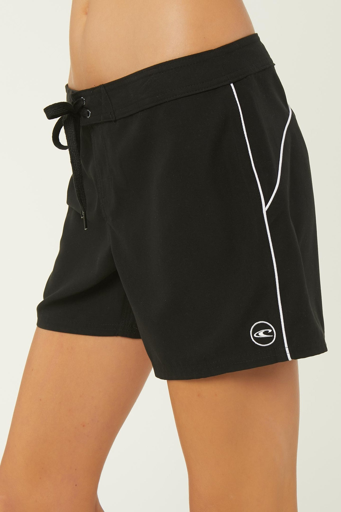 "Saltwater 5"" Boardshorts - Black 