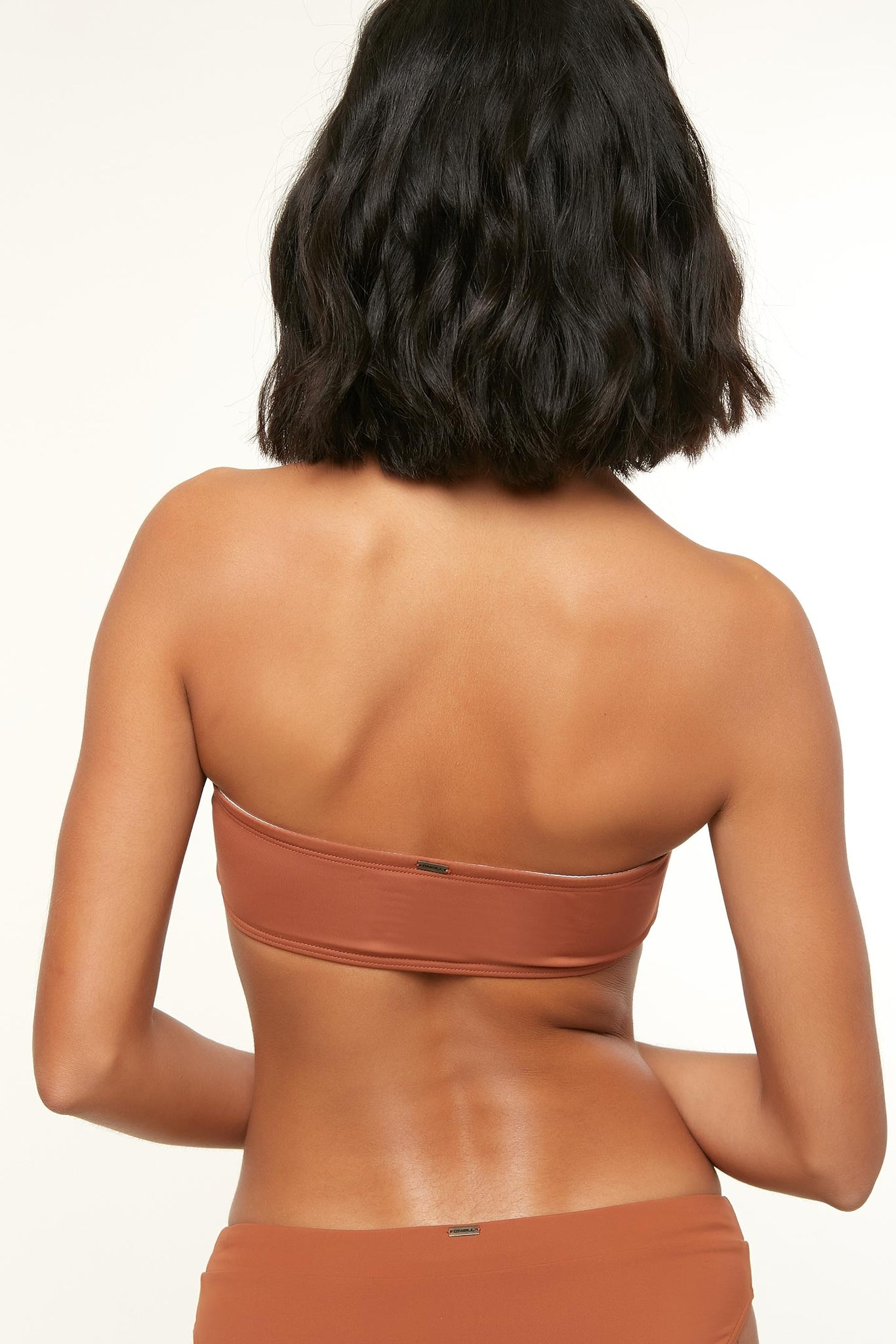 Salt Water Solids Bandeau Top | O'Neill Clothing USA