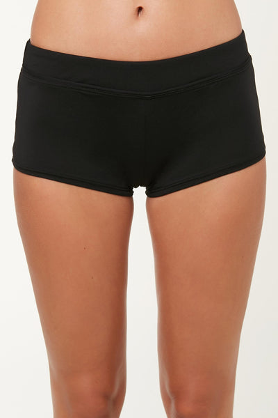 SALT WATER SOLIDS BOYSHORT