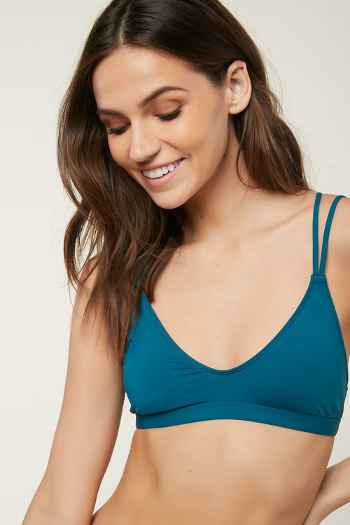4878066fb3187 SALT WATER SOLIDS BRALETTE TOP – O Neill