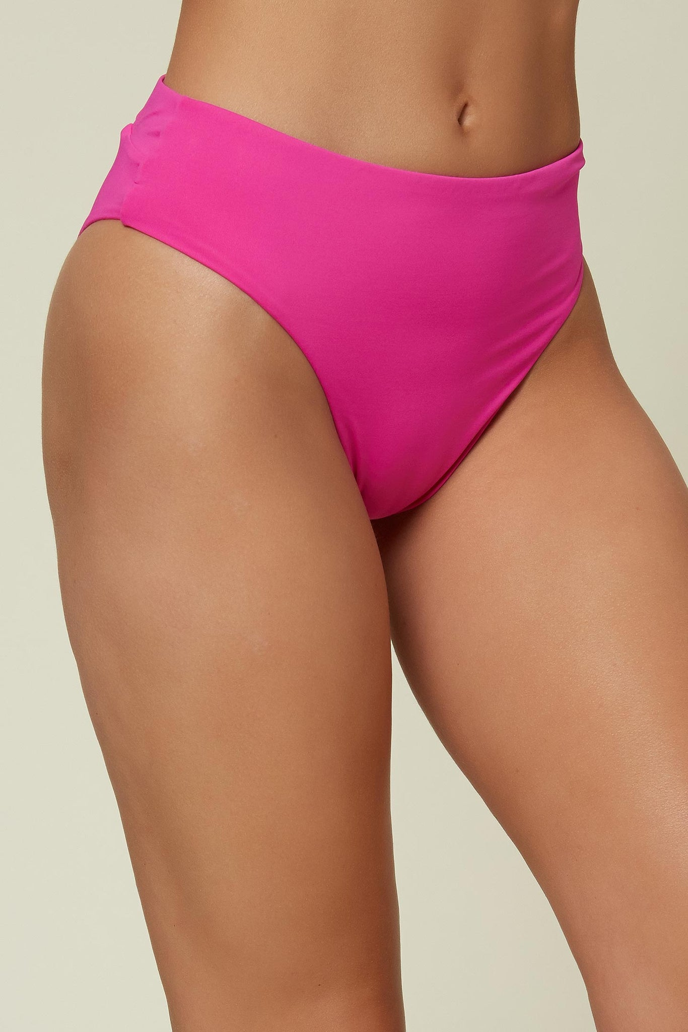 SALTWATER SOLIDS HI-WAIST BOTTOMS