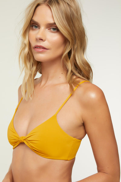 Salt Water Solids Knot Top | O'Neill Clothing USA