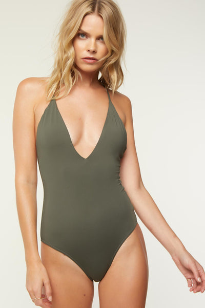 Salt Water Solids One Piece | O'Neill Clothing USA