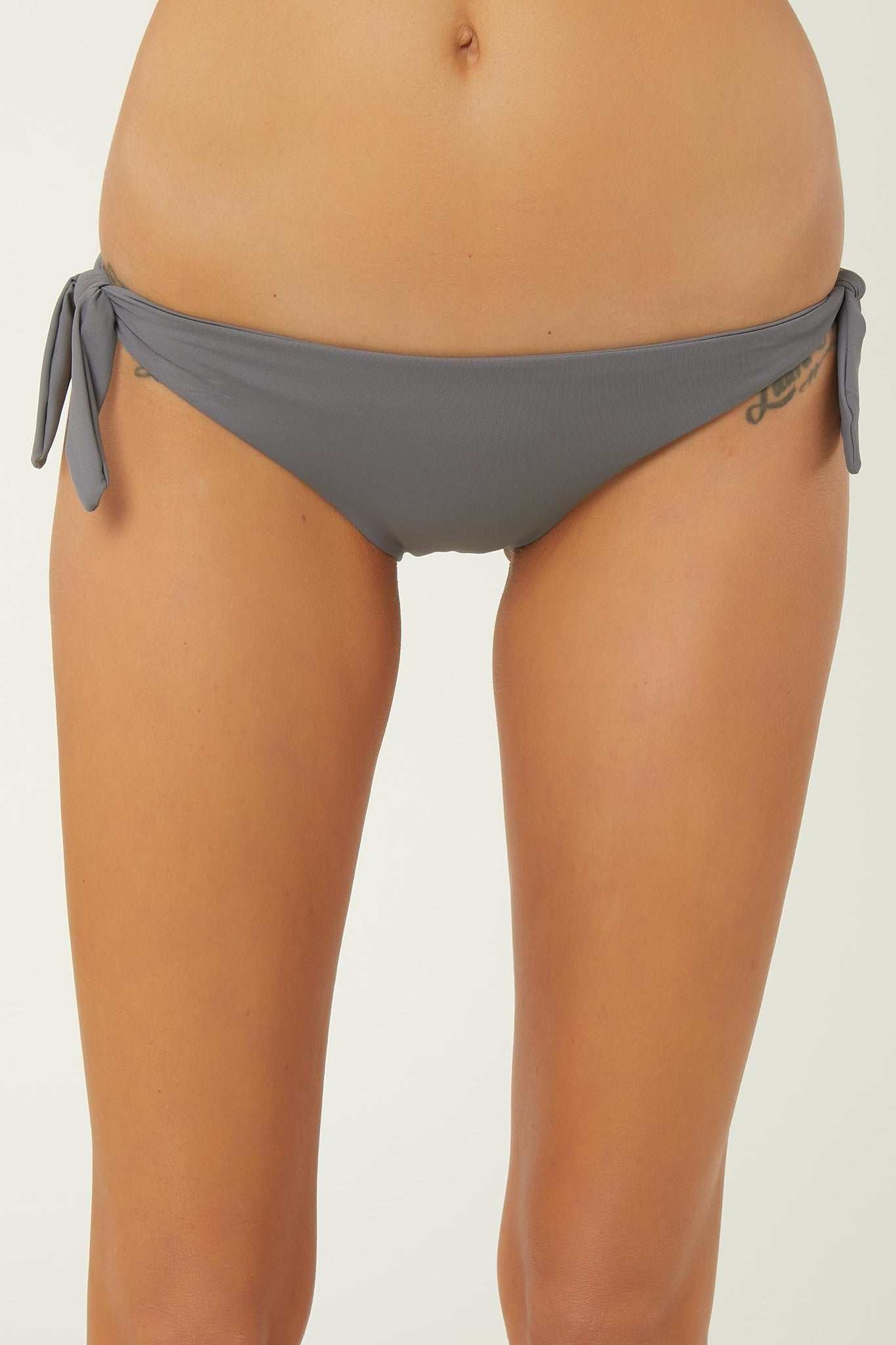 Saltwater Solids Side Tie Bottoms - Dusk | O'Neill