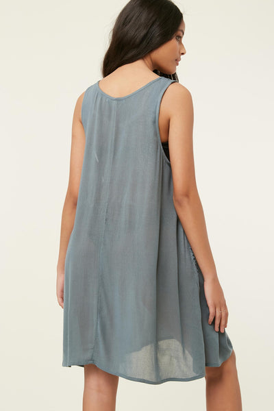 SALT WATER TANK DRESS COVER-UP