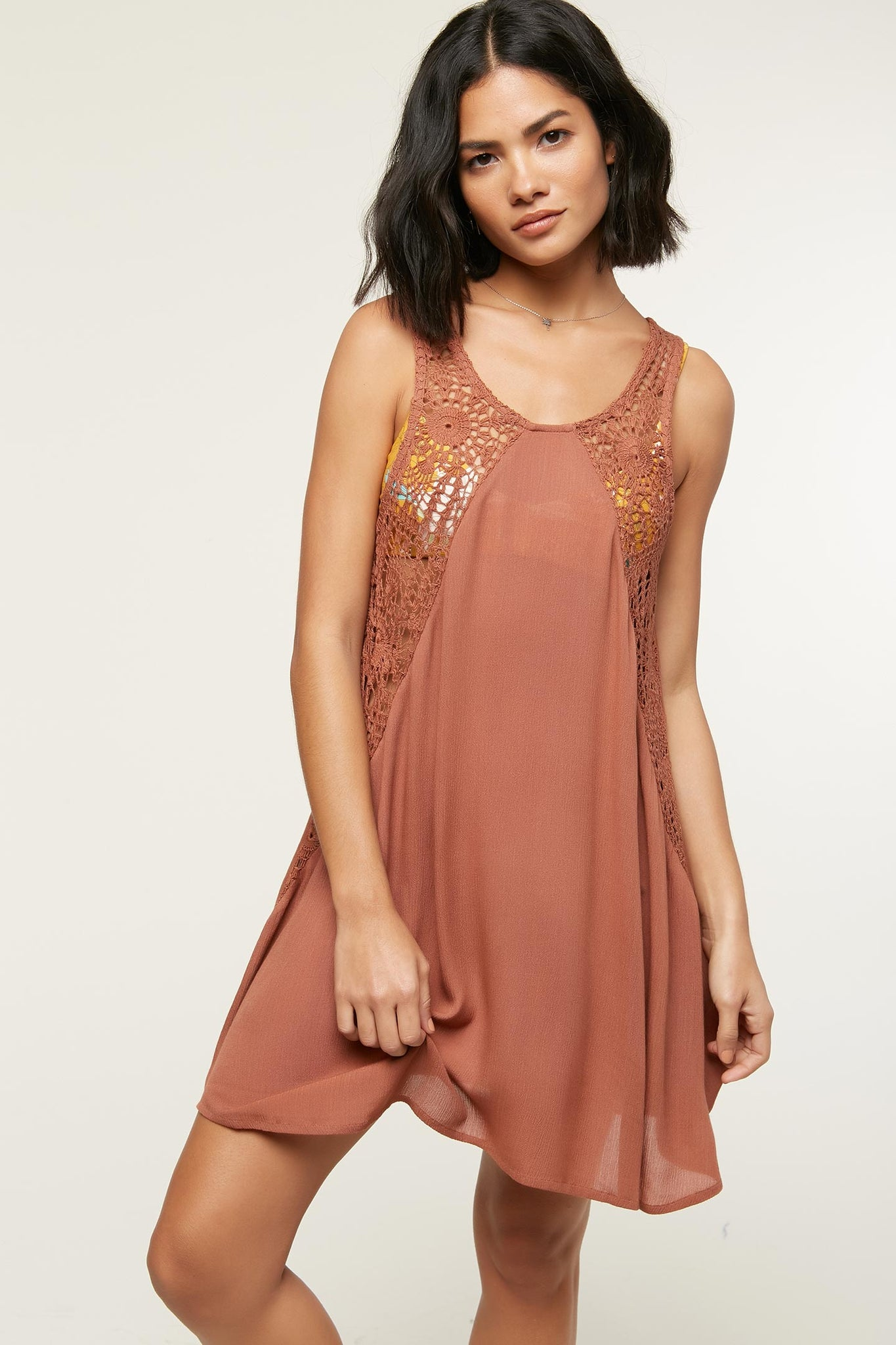 Salt Water Tank Dress Cover-Up | O'Neill Clothing USA