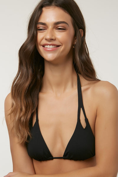 SALT WATER SOLIDS CUTOUT TRI TOP