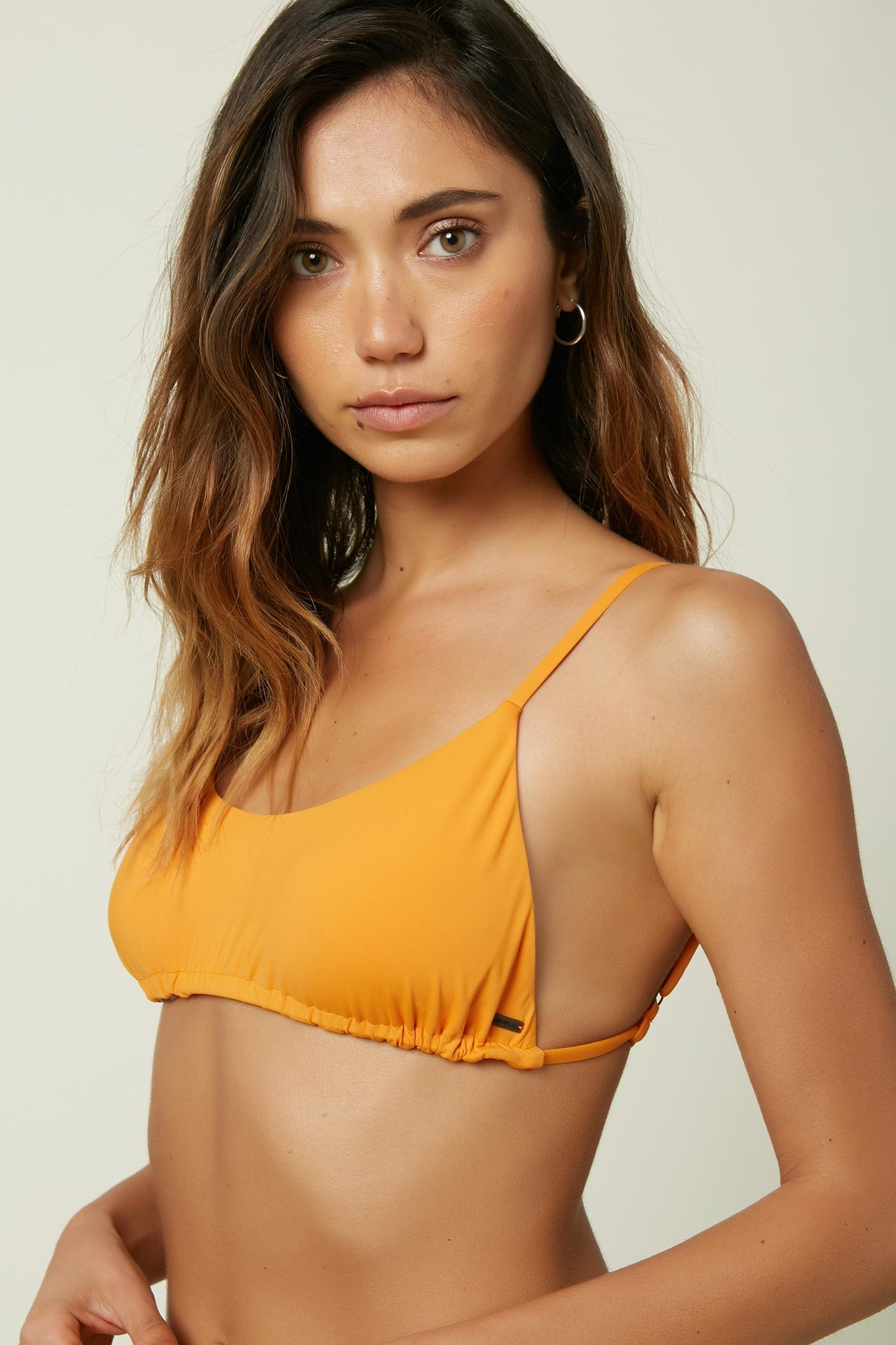 Saltwater Solids Tunnel Bralette Top | O'Neill