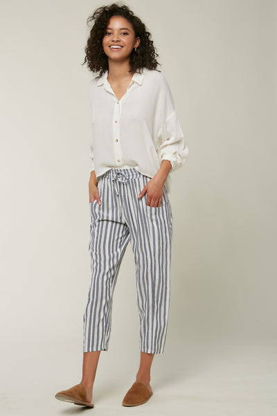 Sanderly Stripe Pants | O'Neill Clothing USA