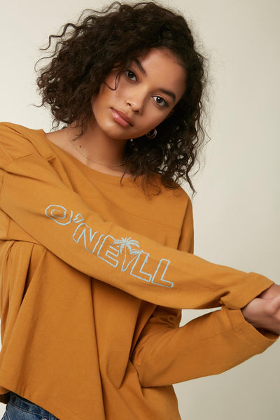 SANDY LONG SLEEVE TEE