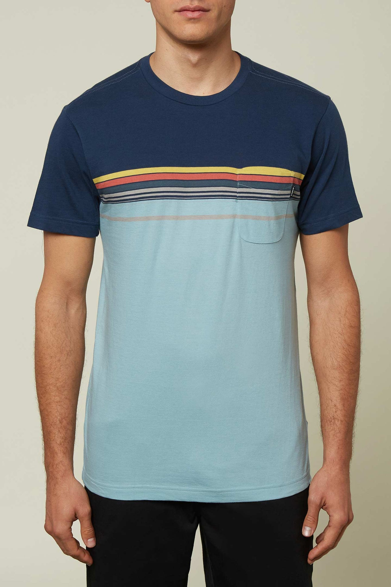 San Miguel Crew Tee - Navy | O'Neill