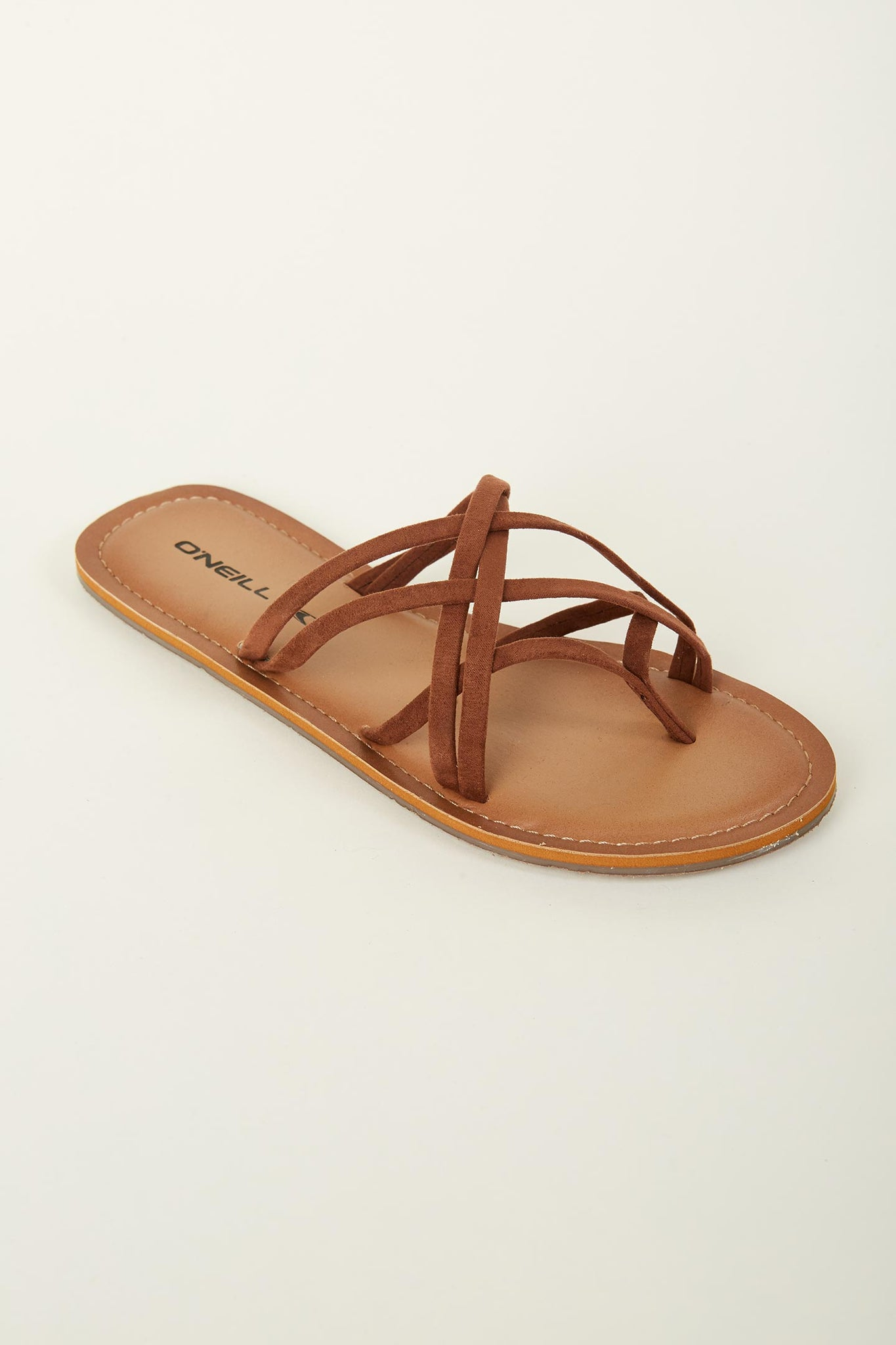 Santa Barbara Sandals - Brown | O'Neill