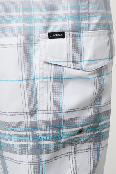 Santa Cruz Plaid Boardshorts | O'Neill Clothing USA