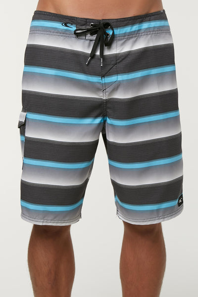 SANTA CRUZ STRIPE BOARDSHORTS