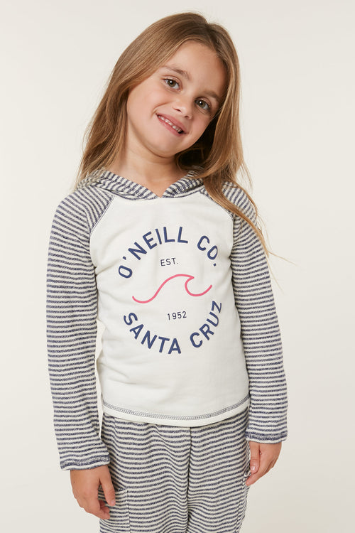 LITTLE GIRLS SARAH HOODIE