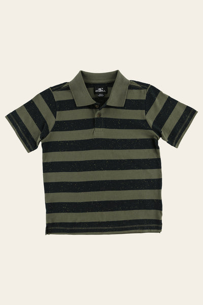 LITTLE BOYS SCOUNDREL POLO