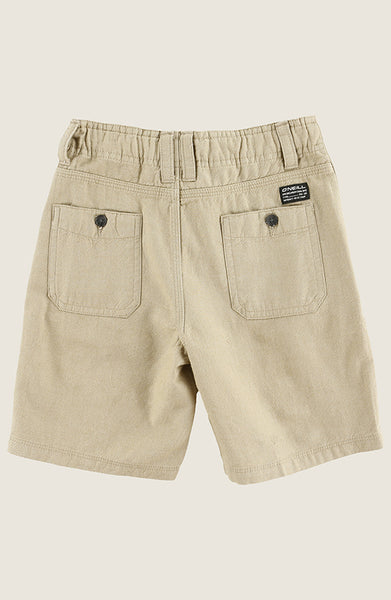 LITTLE BOYS SCRANTON CHINO SHORTS