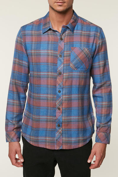 JACK O'NEILL SHELTER FLANNEL