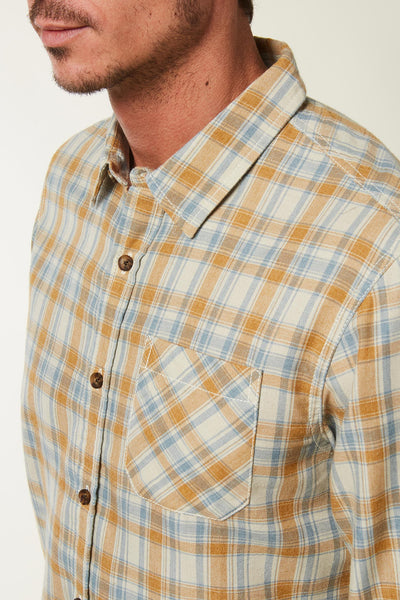 Jack O'Neill Sheltered Long Sleeve Shirt | O'Neill Clothing USA